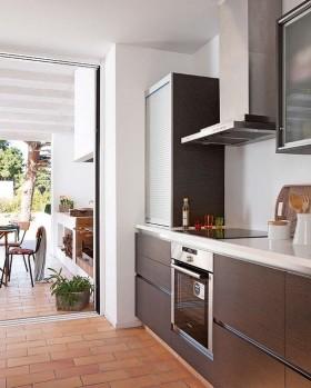 欧派整体小厨房装修效果图欣赏