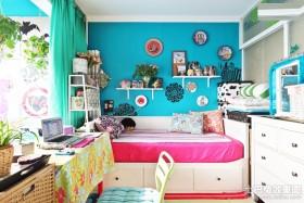 简约小卧室装修设计效果图片