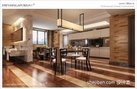 最新四居餐厅装修效果图大全2013图片