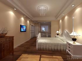 现代主卧室装修效果图大全2013图片欣赏