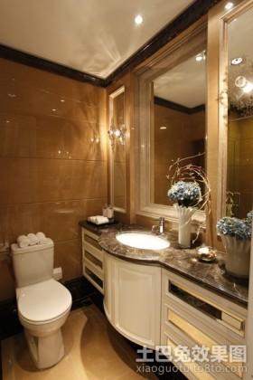 新古典卫生间装修设计图片