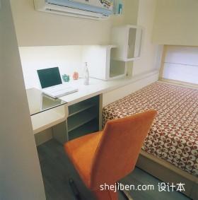 卧室书房装修设计图
