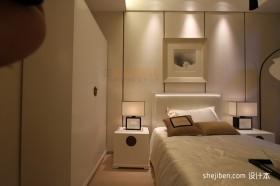 最新简约卧室装修效果图大全2013图片