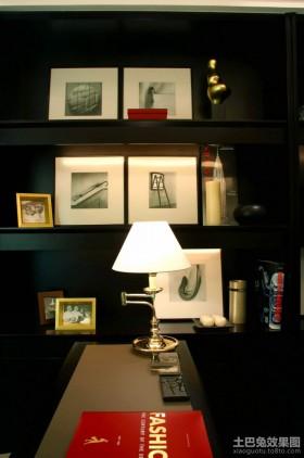 简约书房装修效果图片欣赏