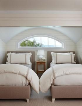 欧式风格卧室装修效果图大全2016图片