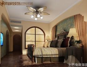 大卧室吊顶装修效果图