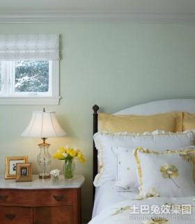 最新简约卧室装修效果图片