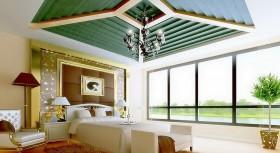 大户型卧室吊顶图片