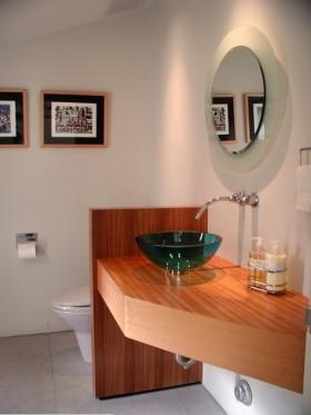 2013洗手间装修效果图欣赏