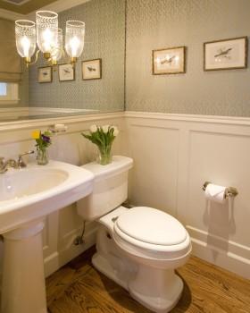 5平米洗手间装修效果图大全