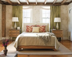 北欧主卧室装修效果图欣赏
