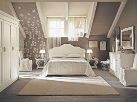 北欧阁楼卧室装修效果图大全