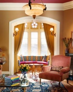 书房飘窗装修效果图大全