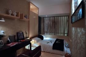 卧室带书房装修效果图大全2013图片