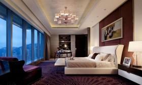 现代卧室吊顶装修效果图大全2013图片