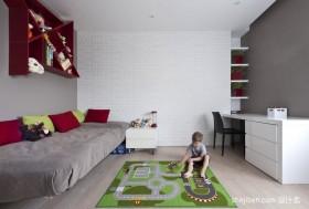 2013最新儿童房装修效果图欣赏