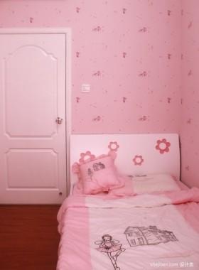 2013最新女生儿童房装修效果图