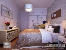 小户型卧室整体装修效果图