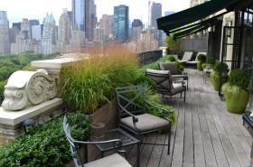 2013最新阳台花园设计效果图欣赏