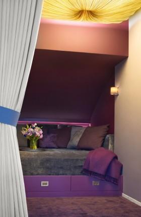 家装飘窗设计效果图