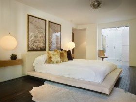 卧室背景墙装饰