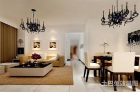 客厅吊顶装修效果图片欣赏