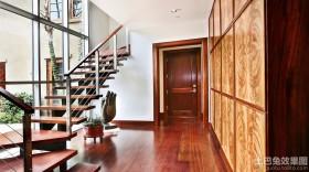 玄关楼梯效果图欣赏