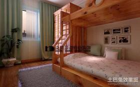 儿童房卧室装修效果图欣赏