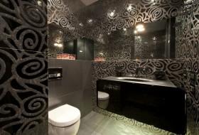 简约风格小洗手间装修效果图欣赏