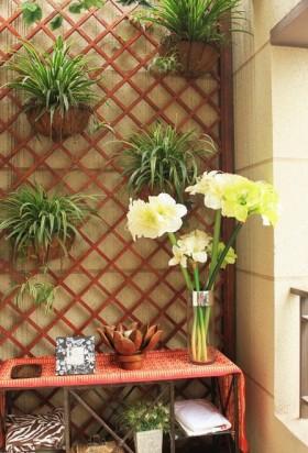 2013最新阳台花园设计效果图片