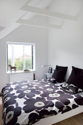 阁楼现代卧室装修效果图欣赏