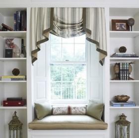 家庭飘窗设计效果图