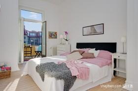 现代小卧室装修效果图大全