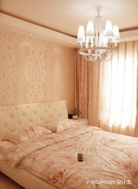 2013现代卧室吊顶装修效果图欣赏