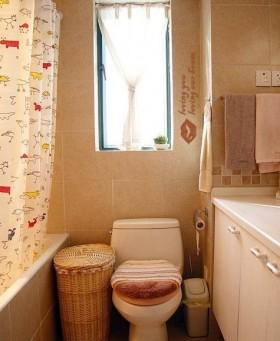 最新小面积卫生间装修效果图大全