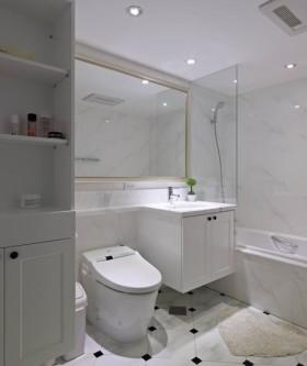 空间欧式风格欧式小卫生间装修效果图大全2013图片