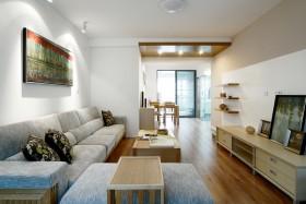 现代风格客厅装修效果图欣赏