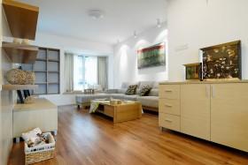 最新现代风格客厅装修效果图大全