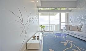 现代客厅背景墙装修效果图片
