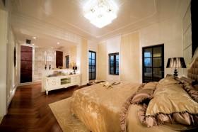 欧式卧室吊顶装修效果图大全