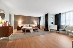 最新现代主卧室装修效果图片欣赏