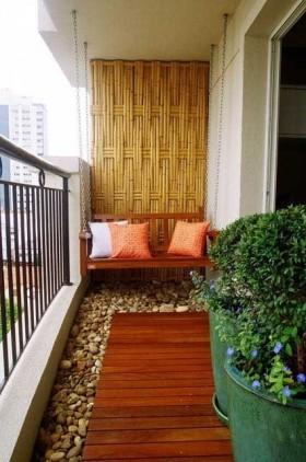 最新简约风格小阳台装修效果图欣赏