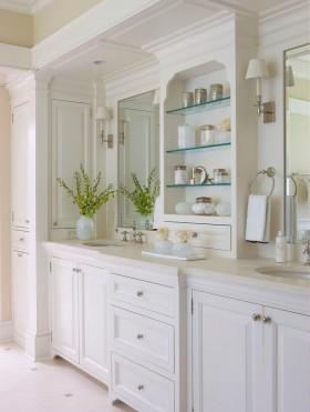 最新欧式小卫生间装修效果图片欣赏