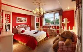 儿童房卧室装修效果图片