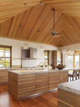 阁楼厨房装修效果图