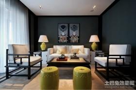 现代风格客厅装饰图片