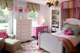 最新女生卧室设计效果图