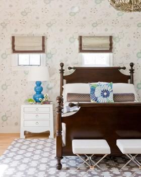主卧室壁纸效果图