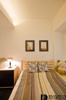2013现代小卧室装修效果图大全