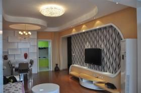 家装电视背景墙设计效果图